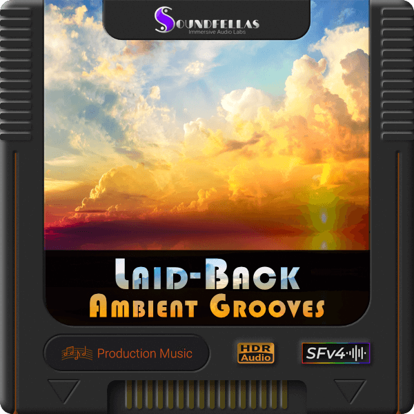 Image of laid back ambient grooves cartridge 600h.