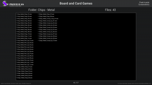 Board and Card Games - Contents Screenshot 04