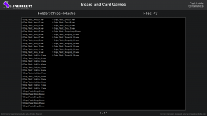 Board and Card Games - Contents Screenshot 05