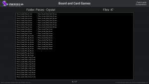 Board and Card Games - Contents Screenshot 09