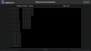 Board and Card Games - Contents Screenshot 10