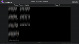 Board and Card Games - Contents Screenshot 11