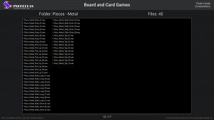 Board and Card Games - Contents Screenshot 12