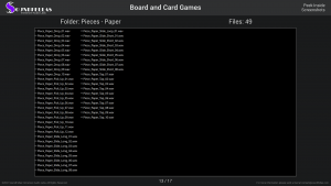 Board and Card Games - Contents Screenshot 13