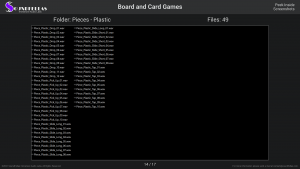 Board and Card Games - Contents Screenshot 14