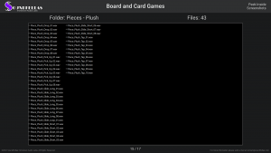 Board and Card Games - Contents Screenshot 15