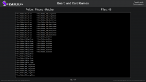 Board and Card Games - Contents Screenshot 16