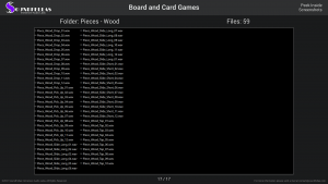 Board and Card Games - Contents Screenshot 17