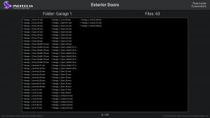Exterior Doors - Contents Screenshot 05