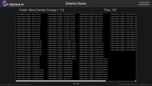 Exterior Doors - Contents Screenshot 12