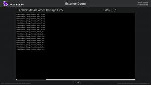 Exterior Doors - Contents Screenshot 13