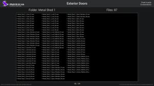 Exterior Doors - Contents Screenshot 18