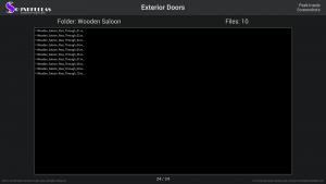 Exterior Doors - Contents Screenshot 24