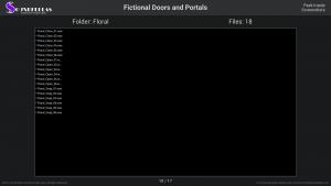 Fictional Doors and Portals - Contents Screenshot 10