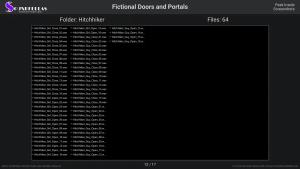 Fictional Doors and Portals - Contents Screenshot 12