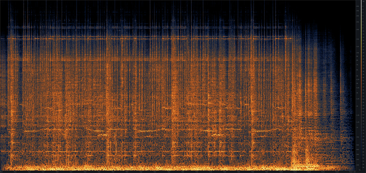 Image of HDR Audio Castle Portcullis Open 02 file in detailed spectrogram.