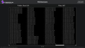 Kitchenware - Contents Screenshot 05