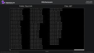 Kitchenware - Contents Screenshot 06