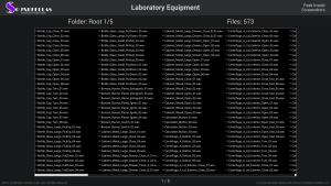 Laboratory Equipment - Contents Screenshot 01