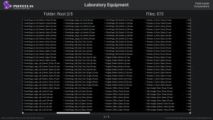 Laboratory Equipment - Contents Screenshot 02