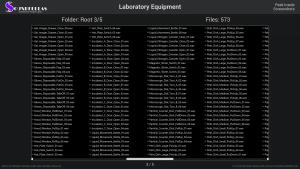Laboratory Equipment - Contents Screenshot 03