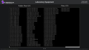 Laboratory Equipment - Contents Screenshot 05