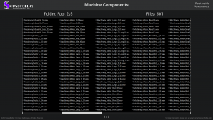 Machine Components - Contents Screenshot 02