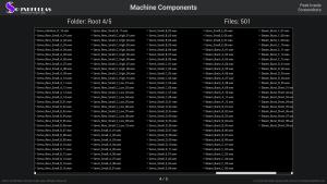 Machine Components - Contents Screenshot 04