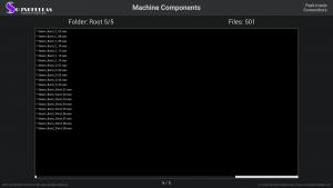 Machine Components - Contents Screenshot 05