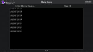 Metal Doors - Contents Screenshot 05