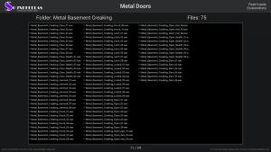 Metal Doors - Contents Screenshot 11