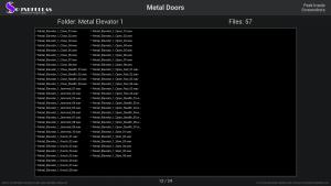 Metal Doors - Contents Screenshot 12