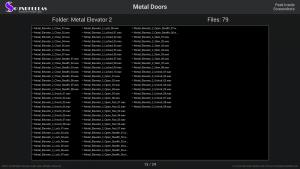 Metal Doors - Contents Screenshot 13