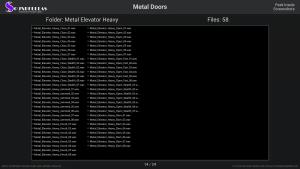 Metal Doors - Contents Screenshot 14