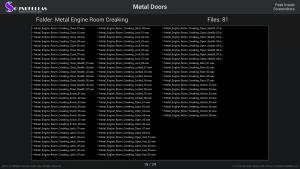 Metal Doors - Contents Screenshot 15