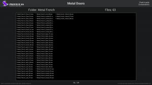 Metal Doors - Contents Screenshot 16