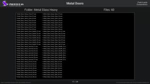 Metal Doors - Contents Screenshot 17