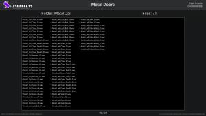 Metal Doors - Contents Screenshot 18