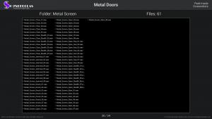 Metal Doors - Contents Screenshot 20