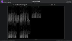 Metal Doors - Contents Screenshot 22