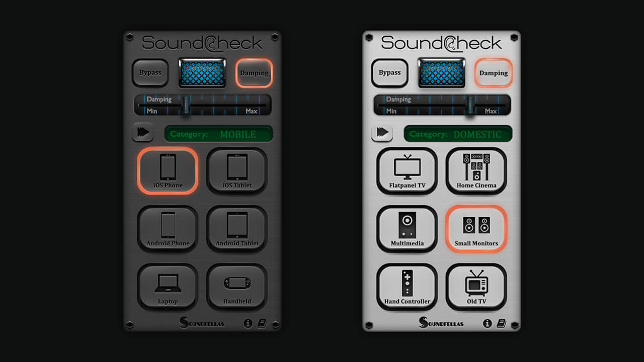 Image of SoundCheck for Unity HD Card.