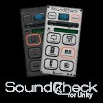 SoundCheck for Unity Logo