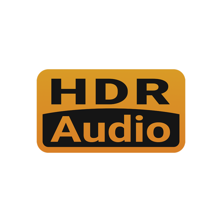 Image of SoundFellas Technology Logo HDR Audio.