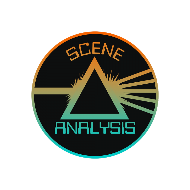 Image of SoundFellas Technology Logo Scene Analysis.