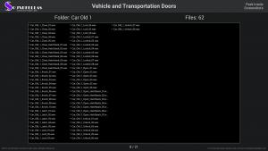 Vehicle and Transportation Doors - Contents Screenshot 08