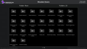 Wooden Doors - Contents Screenshot 01