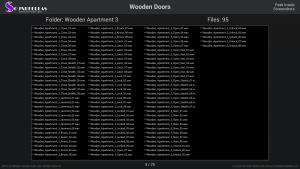 Wooden Doors - Contents Screenshot 05