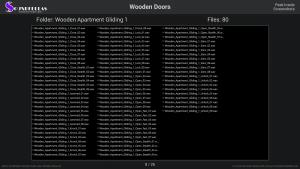 Wooden Doors - Contents Screenshot 08