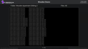 Wooden Doors - Contents Screenshot 09