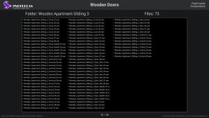 Wooden Doors - Contents Screenshot 10